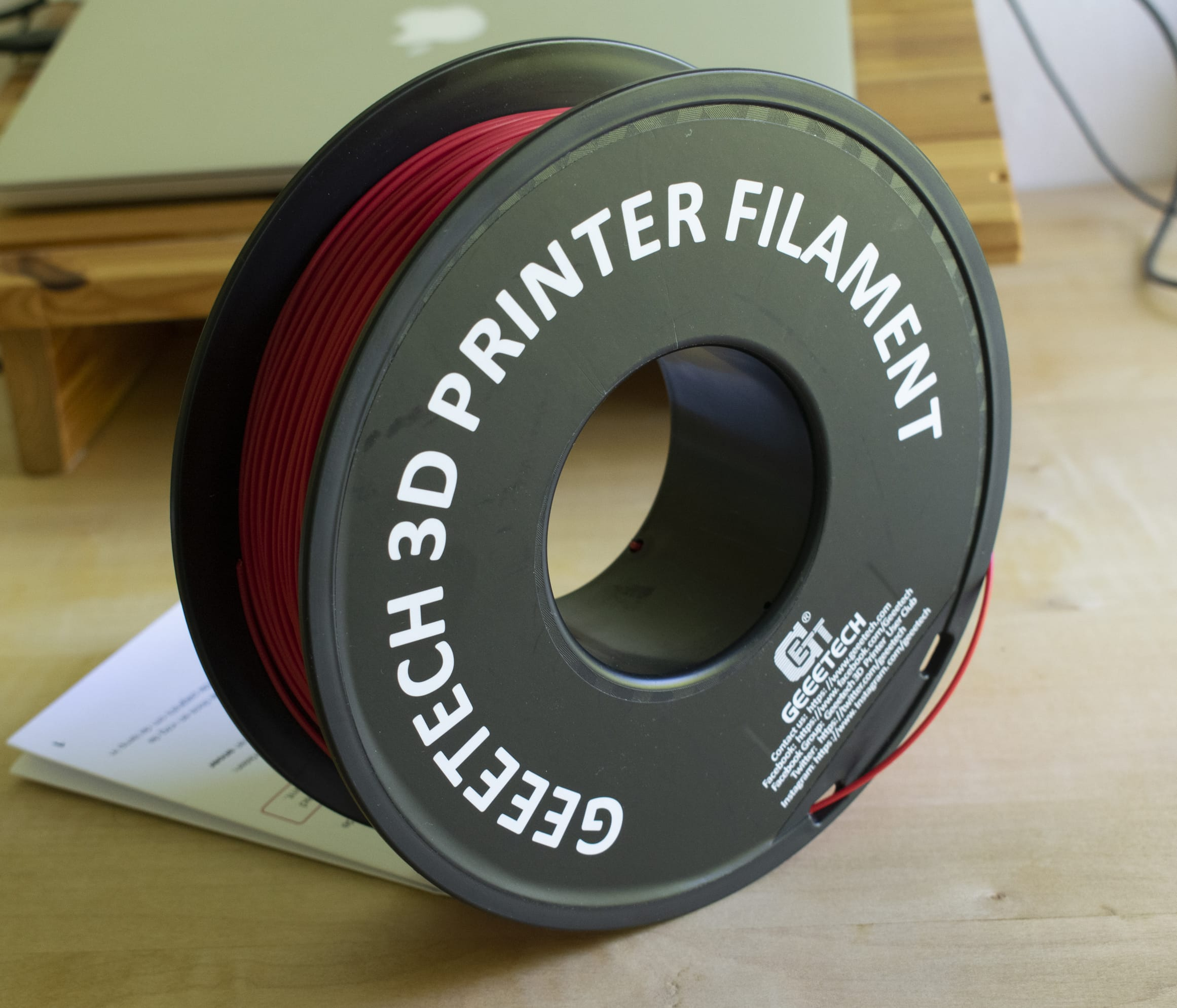Geeetech Red PLA